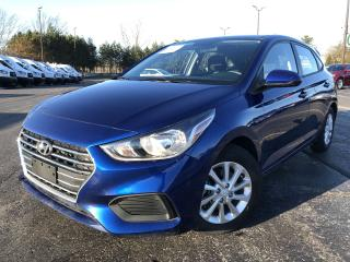 Used 2019 Hyundai ACCENT PREFERRED 2WD for sale in Cayuga, ON