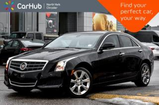 Used 2014 Cadillac ATS Luxury AWD for sale in Thornhill, ON