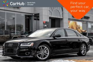 Used 2017 Audi A8 L 4.0T for sale in Thornhill, ON