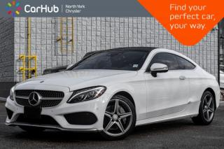 Used 2017 Mercedes-Benz C-Class C 300 for sale in Thornhill, ON
