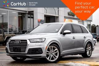 Used 2017 Audi Q7 3 0T Technik Message Seats BOSE Sound Nav HeadsUp Display Panoramic Sunroof Heated Seats for sale in Thornhill, ON