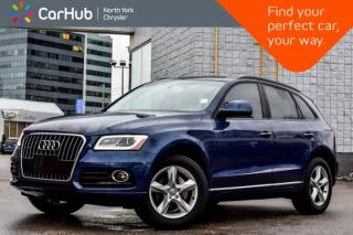 Used 2016 Audi Q5 2.0T Komfort for sale in Thornhill, ON