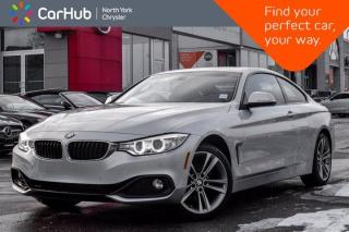 Used 2016 BMW 4 Series 428i xDrive.Sunroof.Nav.KeylessGo.Heat Frnt Seats.Backup Cam.Memo Seat for sale in Thornhill, ON