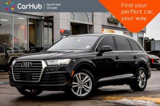 Used 2017 Audi Q7 3.0T Technik for sale in Thornhill, ON
