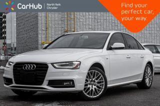Used 2016 Audi A4 Komfort plus for sale in Thornhill, ON