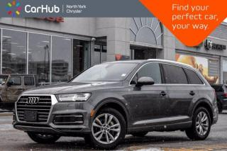 Used 2017 Audi Q7 3 0T Progressiv Quattro Panoramic Sunroof Navigation 360Camera Heat and Vent Seats Bluetooth for sale in Thornhill, ON