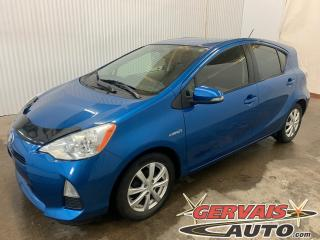 Used 2012 Toyota Prius c Technology MAGS A/C Bluetooth for sale in Shawinigan, QC