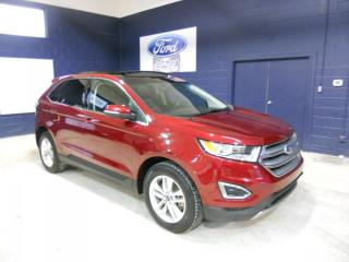 Used 2017 Ford Edge Sel Awd Toit Gps for sale in St-Jérôme, QC