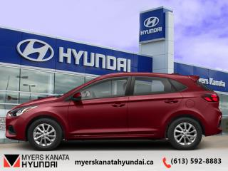 New 2020 Hyundai Accent Preferred IVT  - $124 B/W for sale in Kanata, ON