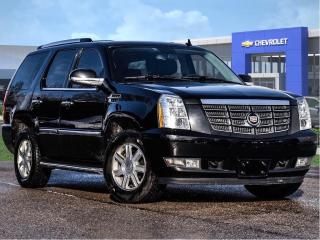 Used 2010 Cadillac Escalade for sale in Markham, ON