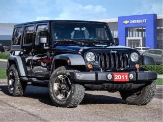 Used 2011 Jeep Wrangler Unlimited Unlimited Sport for sale in Markham, ON