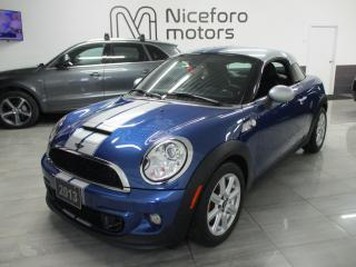 Used 2013 MINI Cooper Coupe S for sale in Oakville, ON