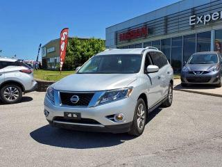 Used 2014 Nissan Pathfinder SL for sale in Orillia, ON