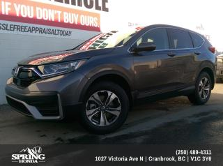 New 2020 Honda CR-V LX for sale in Cranbrook, BC