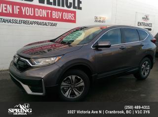 New 2020 Honda CR-V LX for sale in Cranbrook, BC