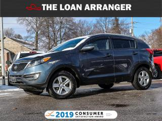 Used 2014 Kia Sportage for sale in Barrie, ON