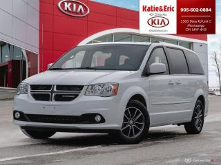 Used 2016 Dodge Grand Caravan SE/SXT for sale in Mississauga, ON