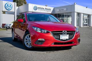 Used 2016 Mazda MAZDA3 GS <b>*COMES WITH WINTER RIMS AND TIRES AS WELL AS SUMMER RIMS AND TIRES* *NAVI* *MANUAL*<b> for sale in Surrey, BC