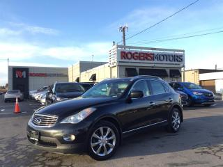 Used 2010 Infiniti EX35 AWD - SUNROOF - 360 CAMERA - LEATHER for sale in Oakville, ON