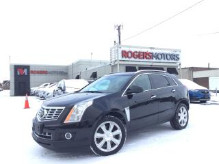 Used 2015 Cadillac SRX 4 AWD - NAVI - PANO ROOF - REVERSE CAM for sale in Oakville, ON