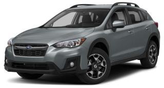 New 2020 Subaru XV Crosstrek Convenience for sale in Charlottetown, PE