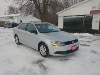 Used 2013 Volkswagen Jetta Sedan Trendline+ for sale in Barrie, ON