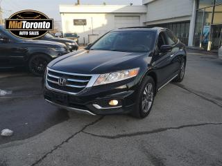 Used 2014 Honda Accord Crosstour EX-L V-6 4WD | NAVI | LEATHER | SUNROOF | NO ACCIDENTS | EXCELLENT CONDITION for sale in North York, ON