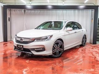 Used 2016 Honda Accord TOURING**V6**CUIT**TOIT**NAV (GPS) 90 JOURS SANS PAIEMENTS (DÉTAILS EN CONCESSION) for sale in Montreal, QC