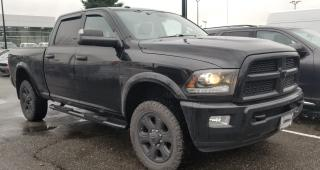Used 2014 RAM 3500 Laramie LEATHER / NAV /ROOF / SOFT TONNEAU for sale in Surrey, BC