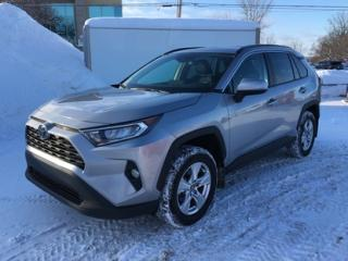 Used 2019 Toyota RAV4 XLE for sale in Chicoutimi, QC