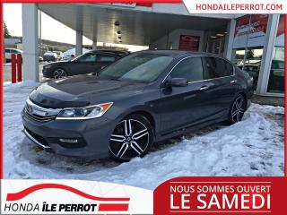 Used 2017 Honda Accord Sport TOIT OUVRANT, for sale in Île-Perrot, QC