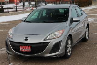 Used 2011 Mazda MAZDA3 GS NO Accidents | 1-Owner | CERTIFIED for sale in Waterloo, ON