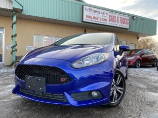 Used 2014 Ford Fiesta ST SUNROOF||HEATED SEATS||CERTIFIED!! for sale in Bolton, ON