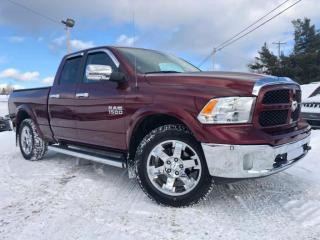 Used 2016 RAM 1500 Slt Outdoorsman 4x4 for sale in Ste-Marie, QC