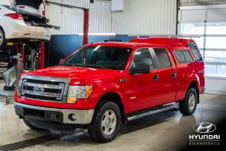 Used 2014 Ford F-150 XLT 3.5L ECO. + GARANTIE + SUPERCREW !! for sale in Drummondville, QC