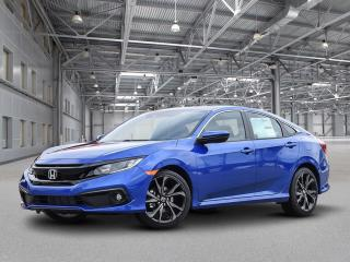 New 2020 Honda Civic Sport for sale in Vancouver, BC