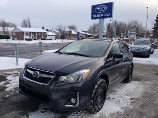 Used 2016 Subaru XV Crosstrek SPORT TOIT OUVRANT AWD EXTRA PROPRE for sale in Repentigny, QC