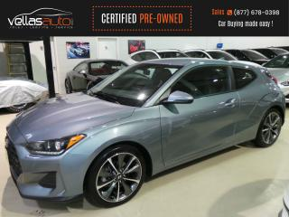 Used 2019 Hyundai Veloster 2.0 GL GL| HEATED SEATS| RCAMERA| ALLOYS for sale in Vaughan, ON