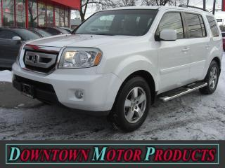 Used 2011 Honda Pilot EX-L 4WD for sale in London, ON