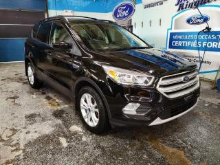 Used 2018 Ford Escape SE 4WD for sale in Val-D'or, QC