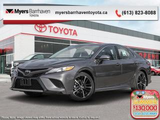 New 2020 Toyota Camry XSE V6  -  Sunroof -  Navigation - $296 B/W for sale in Ottawa, ON