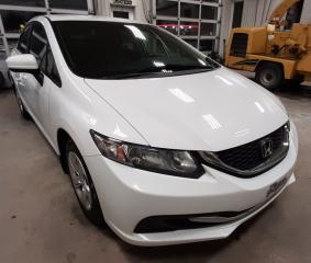 Used 2015 Honda Civic LX for sale in Rivière-Du-Loup, QC