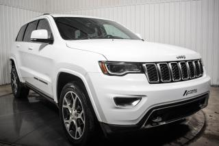 Used 2018 Jeep Grand Cherokee LIMITED STERLING 25IEME ANNIVERSAIRE for sale in St-Hubert, QC