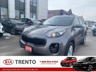 Used 2018 Kia Sportage LX AWD | LOW KM | 17