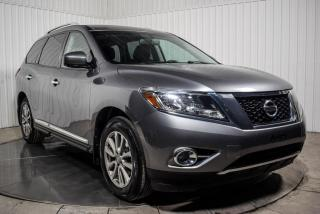 Used 2015 Nissan Pathfinder SL AWD CUIR TOIT PANO NAV MAGS for sale in St-Hubert, QC