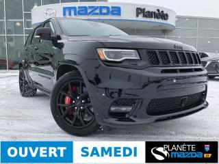 Used 2018 Jeep Grand Cherokee 64L HEMI AUTO AIR CRUISE CUIR TOIT MAGS for sale in Mascouche, QC