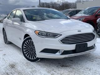Used 2018 Ford Fusion Energi SE Luxury CPO 2.9% APR 1 YEAR WARRANTY for sale in Midland, ON