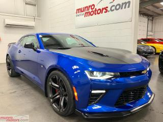 Used 2018 Chevrolet Camaro 2dr Cpe 2SS 1LE Track Pack Sunroof NAV PDR NPP MAG for sale in St. George Brant, ON
