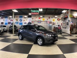 Used 2016 Honda HR-V 4WD 4dr CVT EX-L w/Navi for sale in North York, ON