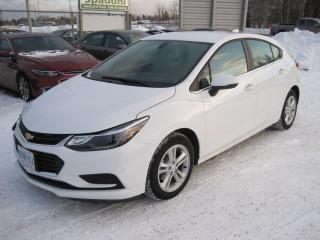 Used 2018 Chevrolet Cruze LT Hatchback for sale in Thunder Bay, ON
